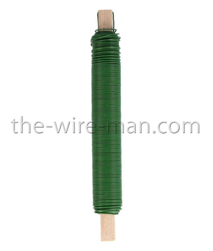 Wickeldraht Holzstab grün online kaufen | the-wire-man.com